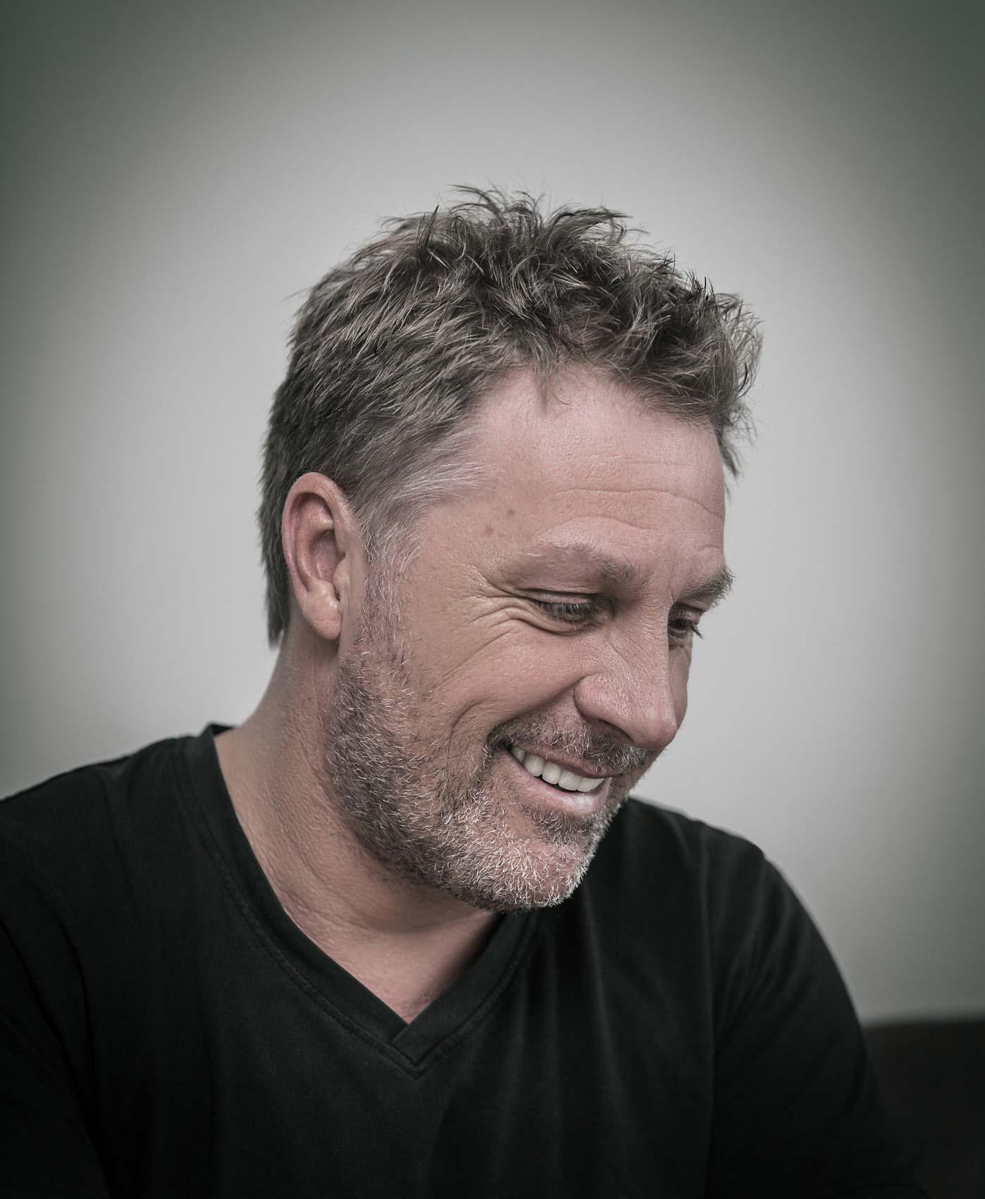 Portraitfoto von Michael Bergmann